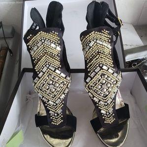 Bebe Glam Heels